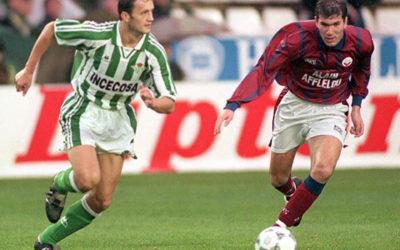 «Zidane a mis un orteil au Real Madrid grâce à son but à Séville»