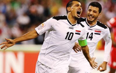Romain Molina: «L'Irak est la plus grande histoire de foot depuis le début du siècle»